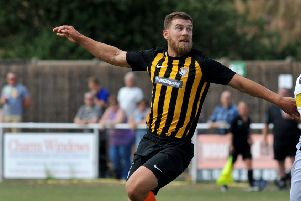 Craig Mitchell gave Worksop Town the lead.