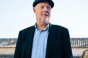 John Harvey is appearing at this year's Inspire Poetry Festival in Worksop