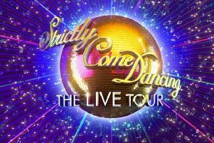 Winner Stacey Dooley is among the Strictly Come Dancing stars coming to Motorpoint Arena Nottingham next year