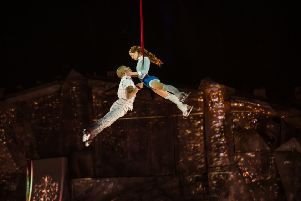 Tickets on sale on Friday to see Cirque Du Soleil at Motorpoint Arena Nottingham