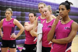 The Netball Superleague has proved a tough learning curve for Stacey Francis and the Yorkshire Jets this season.