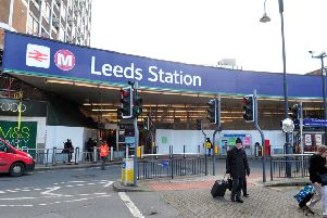 As the third busiest in the UK, should Leeds railway station be better?