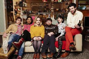 The characters in sitcom Fresh Meat spent most of their time at university getting drunk. And many real-life students aren't that different.