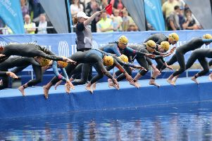 Early bird booking for ITU World Triathlon Leeds opens