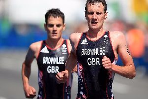 Brownlee brothers named among UK's most influential people.