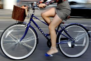 BIKE TO THE FUTURE: Bicycles need to get more old-fashioned.