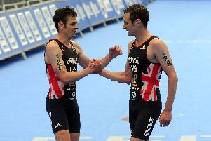 Want to get a cup of tea delivered by Jonny Brownlee?