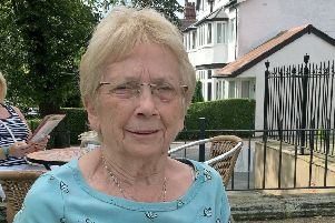 BETTER: Maureen Pullan, from Leeds, had a life-changing injection for arthritis.