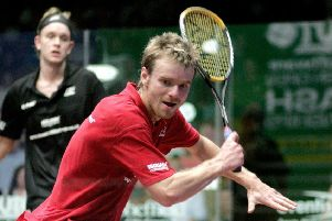Lee Beachill. Picture: SquashPics.com