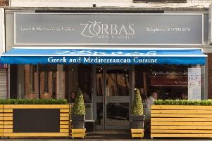 Zorbas: 4 Austhorpe Road, Cross Gates, Leeds, LS15 8DX
