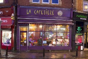 La Cafetiere: 6 The Crescent, Leeds, LS6 2NW