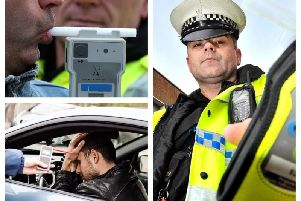 How much alcohol will push you over the driving limit?
