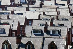 The average home in Leeds now costs almost 200,000  seven times higher than the local average income  according to a new report published today.