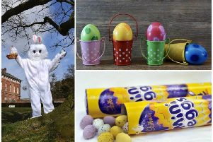 Tips for a healthier Easter