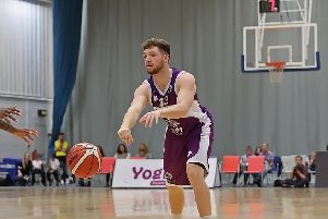 Leeds Force 'Isaac Mourier.''Picture: Alex Daniels