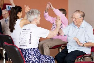 Yorkshire Dance will roll out a host of programmes to help benefit those affected by Parkinson's