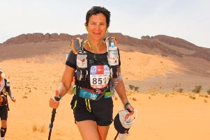 The Yorkshire woman running the world