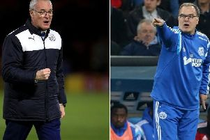 Ranieri and Bielsa are the two frontrunners. Photo: Getty