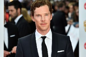 Benedict Cumberbatch is the star of Sherlock on the BBC.