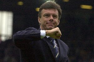 Former Leeds United manager 'David O'Leary.