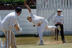 Farsley bowler James Wainman would have been one of four key players missing from the rescheduled Priestley Cup final, which the club forfeited.