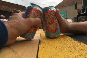 Cheers to Brooklyn Brewery