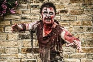 The zombie event comes to Leeds next month. PIC: Tim and Sharon Sawyer