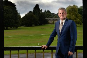 Pudsey MP Stuart Andrew was promoted to Defence Minister in July, from his previous role as a Government Whip.