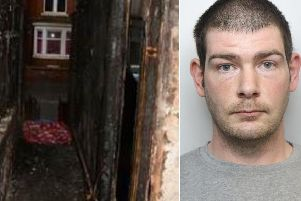 Anthony Walters was jailed for 20 years for the arson attack