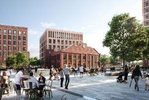 Green light for massive £350m Leeds scheme
