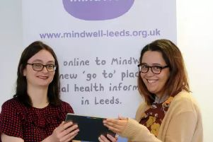 World Mental Health Day: Leeds' wellbeing advice website hits 80,000 visitors