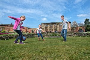 Days Out: Canon Hall Museum, Park and Gardens
