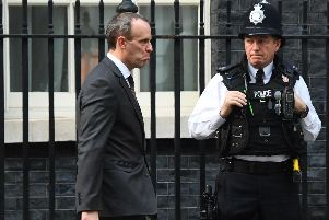 Brexit Secretary Dominic Raab is expected to play a key role in whether the draft agreement is accepted.