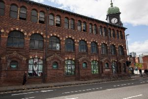 HISTORY: The Printworks building has stood the test of time and now forms Leeds City College.