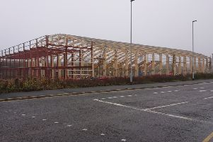 Leeds Ice Rink, expected to open in early 2019.