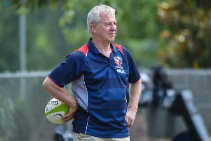 Nigel Melville, the interim CEO of England Rugby