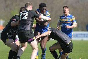 Muizz Mustapha 'Picgture supplied by Leeds Rhinos.