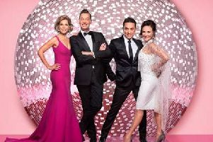 Striictly Come Dancing judges coming to Yorkshire