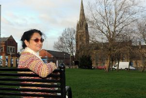 Tahira Khan is celebrating 30 years of working in the Holbeck community.