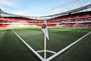 Arsenal's Emirates Stadium. Picture: Yui Mok/PA
