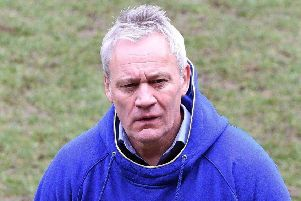 Hunslet coach, Gary Thornton. Picture: Andrew Roe.