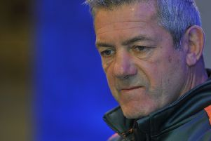 Castleford Tigers coach Daryl Powell.  Picture Tony Johnson.