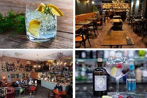 Gin fans have plenty of choice here in Yorkshire