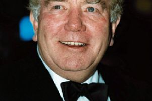 Albert Finney. Picture: William Conran/PA Wire