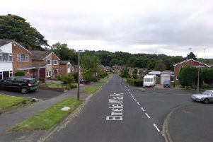 A man was arrested by police at an address in Elmete Walk, Leeds. Picture: Google