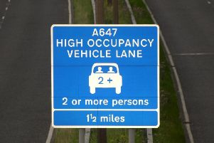 """The """"two-plus"""" lane is set to be scrapped."""