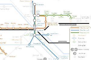 How the transport system in Leeds could look
