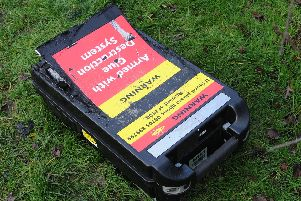 Have you seen a cash box similar to this in Calderdale?