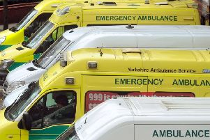 Leeds A&E departments miss target by almost 20 per cent as leading medic warns of 'chronic crisis'