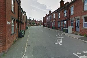 Aviary Grove, Armley. PIC: Google Street View